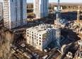 Жилой комплекс ЛЕСНОЙ МАССИВ, дом 1, стр 2: Ход строительства 29 октября 2018