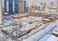 ЮТССОН, корпус А: Ход строительства январь 2021