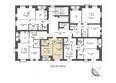 Жилой комплекс ОНЕГА, дом 4: 2-комнатная студия 31 кв.м