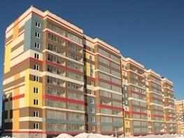 2-комнатная квартира, 64.21  м², 1/10 этаж
