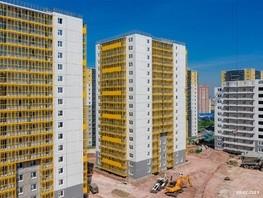 Продается 2-комнатная квартира КУРЧАТОВА, дом 10, стр 2, 58  м², 4200000 рублей