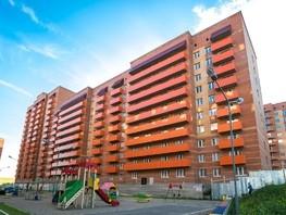 Новостройка СНЕГИРИ, дом 2