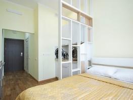 Сдается посуточно 1-комнатная квартира Партизана Железняка ул, 21  м², 1600 рублей