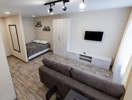 Снять однокомнатную квартиру Папанинцев ул, 34  м², 1500 рублей