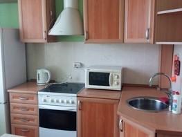 Снять двухкомнатную квартиру Борсоева ул, 55  м², 1800 рублей