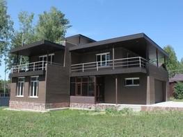 Дом, 231  м², 3 этажа, участок 8 сот.