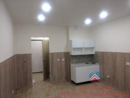 1-комнатная квартира, 25  м², 12/27 этаж