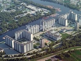 3-комнатная квартира, 83  м², 11-12/17 этаж