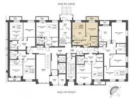 1-комнатная квартира, 40.5  м², 1/12 этаж