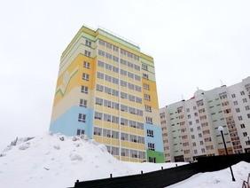 Новостройка КЕМЕРОВО-СИТИ, дом 4г