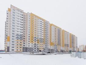 Новостройка Нанжуль-Солнечный мкр, дом 5