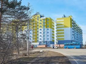 Новостройка ЮГО-ЗАПАДНЫЙ, б/с 1-2