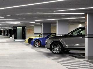Подземная парковка с бонусом