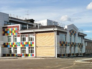 Новую школу построили в селе под Улан-Удэ