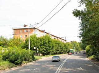Началась подготовка к строительству пешеходного перехода через улицу Семафорную