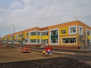В Иркутске достроили большой детский сад рядом с ЖК «Предместье»