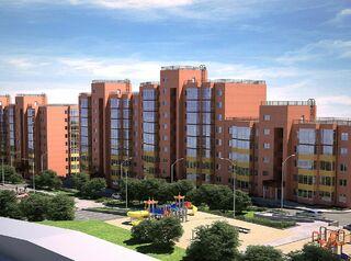 В ЖК «Иркутский дворик-2» стартовали продажи в строящихся домах