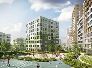 Первый дом «голландского» микрорайона «ТДСК» сдаст в 2021 году