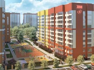 Началась продажа квартир в последнем доме ЖК «Дружный-3»
