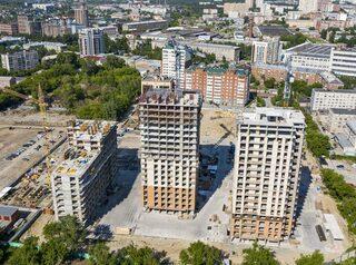 Уже 80% жилых домов в Красноярском крае строятся по новым правилам долевого