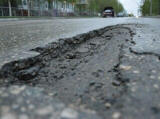 На иркутских дорогах объявили «охоту на ямы»