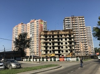 В Иркутской области в сентябре оживился рынок долевого строительства