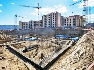 Где в ближайшее время начнется строительство жилья?
