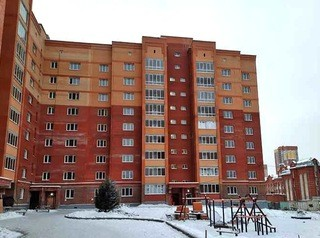 Завершено строительство двух проблемных домов на Серафимовича, 8