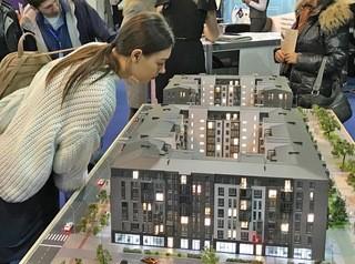 Спрос и цены на квартиры растут