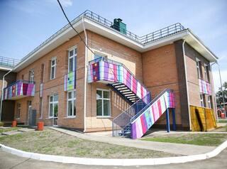 Два новых детсада достроили в Иркутске