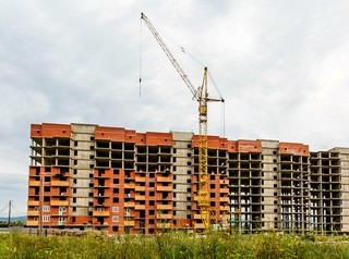 Ввод жилья в Красноярском крае серьезно сократился по сравнению с прошлым годом