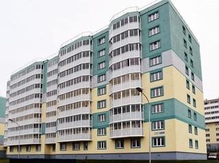 В Кемерове построили дом для участников жилищных программ