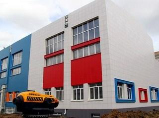 В школе микрорайона «Амурский-2» началась внутренняя отделка