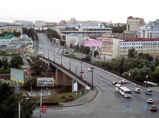 Комсомольский мост испытают на прочность