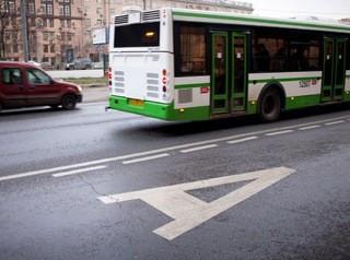 Выделенные полосы вернутся на улицы Красноярска