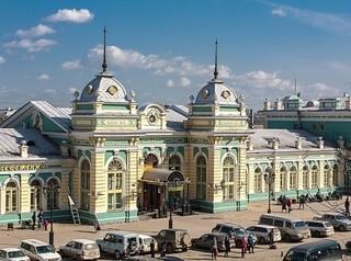 Главный вокзал Иркутска начали реконструировать