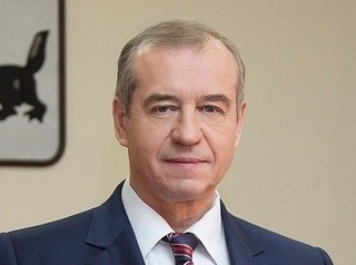 Губернатор Иркутской области Сергей Левченко ушёл в отставку