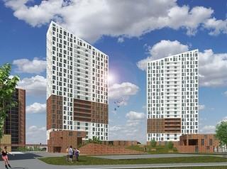 Застройщик выбрал концепцию для нового жилого комплекса возле Медакадемии