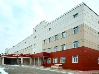В Красноярске сдан в эксплуатацию новый корпус БСМП