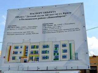 В жилмассиве «Родники» начали строить школу и детский сад