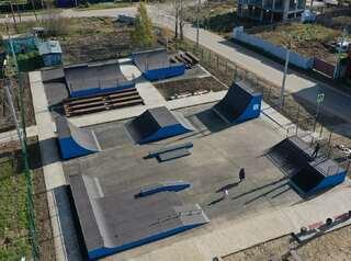 В Ново-Ленино обустроят скейт-парк