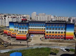 10 новых детских садов и 4 школы появятся в регионе к 2019 году