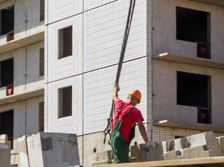 В Красноярске стали строить меньше новых домов