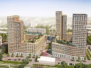 Началось строительство второй очереди «голландского» жилого комплекса ТДСК