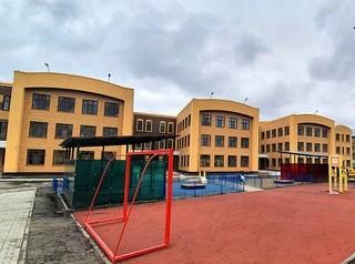 Один из самых больших детских садов Новосибирска построили в 2020 году