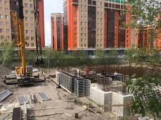 Администрация отозвала разрешение на строительство у «Белого города»