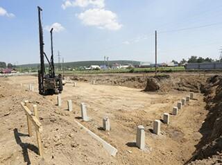 Стартовало строительство школы в Лесном