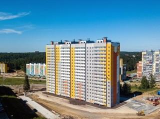 В начале октября в «Зеленых Горках» заселят новый дом