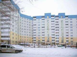 Достроен проблемный дом на улице Вертковской