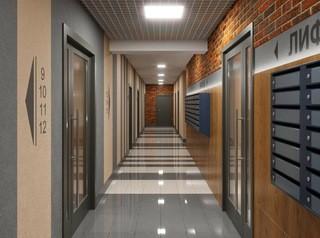 Новый дизайн холлов для своих новостроек разработала компания «Програнд»